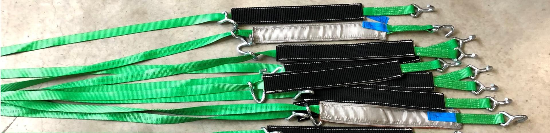 spanbanden Voor Autotransport