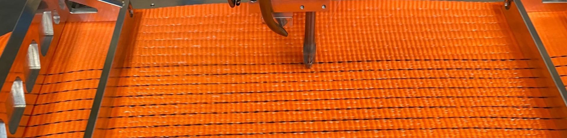 web slings production