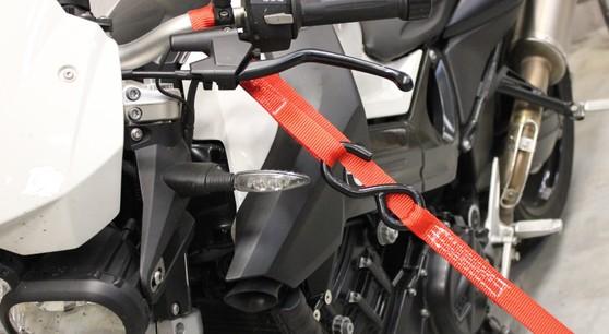 motor spanbanden met lus