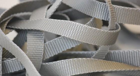 Rolluiklint 14 mm grijs