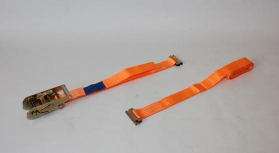 Spanbanden met E-track fitting